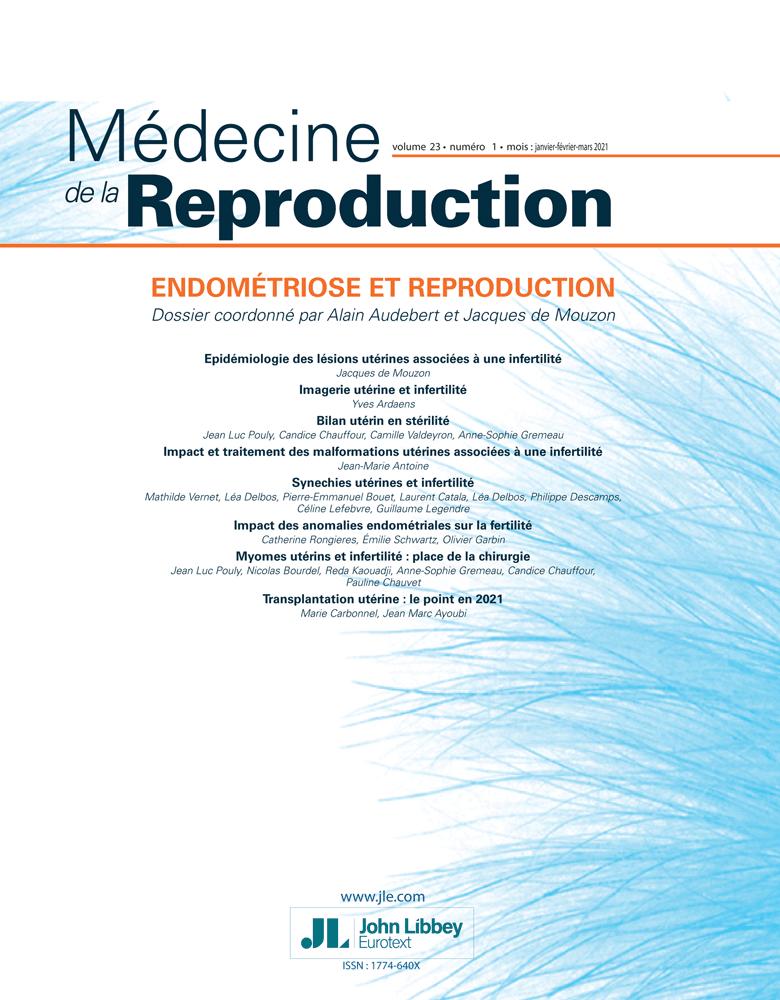 Médecine de la Reproduction